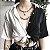 Camisa Cropped GOTHDUO - Black & White - Imagem 1