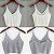 Blusinha Cropped de Alcinha SOFTEN - Várias Cores - Imagem 2