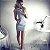 Vestido com Capuz - Imagem 6