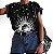 Camiseta Longline SOL DA NOITE - Duas Cores - Imagem 7