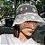 BUCKET HAT Transparente MARGARIDAS - Duas Cores - Imagem 6