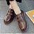 Sapato de Couro FIVELA DUPLA - Imagem 10