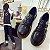 Sapato de Couro FIVELA DUPLA - Imagem 1