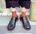 Sapato de Couro FIVELA DUPLA - Imagem 7