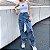 Calça Jeans Streetwear BUTTERFLY PRINT - Imagem 4