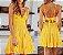 Vestido de Alcinha Babados Plissados BACKLACE - Várias Cores - Imagem 7