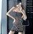 Vestido Tubinho de Alcinha BORBOLETA FLORESCENTE - Duas Cores - Imagem 3