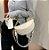 Bolsa Crossbody (Pochete) de Couro CHAINED - Várias Cores - Imagem 2