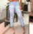 Calça Jeans Jogger RIPPED - Imagem 1
