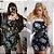 Vestido de Alcinha DRAGÕES - Duas Estampas - Imagem 1