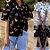 Camisa BORBOLETAS COLORIDAS - Duas Cores - Imagem 2