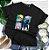 Camiseta NARUTO AKATSUKI ACADEMY - Imagem 5