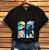 Camiseta NARUTO AKATSUKI ACADEMY - Imagem 3