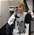 Camiseta Manga Longa URSO PUNK - Duas Cores - Imagem 2