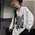 Camiseta Manga Longa URSO PUNK - Duas Cores - Imagem 5