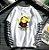 Camiseta Manga Longa Dupla DINOSSAURO & PIKACHU - Três Estampas - Imagem 3