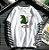 Camiseta Manga Longa Dupla DINOSSAURO & PIKACHU - Três Estampas - Imagem 1