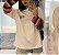 Camiseta Manga Longa Dupla CONCRETE - Duas Cores - Imagem 5