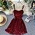 Vestido de Alcinha VELVET - Três Cores - Imagem 4
