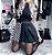 Minissaia Plissada BLACKED & CHECKED - Imagem 3