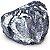 Colar Japamala Hematita Shield Phurba - Imagem 5