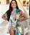 Body + Kimono - Flamingo - Atacado - Tamanho Único (Body em Suplex / Kimono em Elanca Lite) PRONTA ENTREGA !!! - Imagem 1