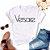 Tshirt Feminina Atacado VERSACE  - TUMBLR - Imagem 1