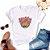 Tshirt Feminina Atacado ONÇA FLOWER  - TUMBLR - Imagem 1