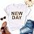 Tshirt Feminina Atacado NEW DAY  - TUMBLR - Imagem 1