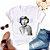 Tshirt Feminina Atacado MARILYN SIMPSON  - TUMBLR - Imagem 1