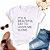 Tshirt Feminina Atacado IT'S A BEAUTIFUL DAY  - TUMBLR - Imagem 1