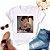 Tshirt Feminina Atacado BRANCA DE NEVE HAMBURGUER  - TUMBLR - Imagem 1