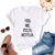 Tshirt Feminina Atacado YOU ME PIZZA NETFLIX  - TUMBLR - Imagem 1