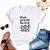 Tshirt Feminina Atacado THINK OUTSIDE THE BOX  - TUMBLR - Imagem 1