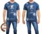 Camiseta 100% Algodão Manga Curta State of Mind - Disponível em 2 cores - Imagem 7