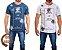 Camiseta 100% Algodão Manga Curta State of Mind - Disponível em 2 cores - Imagem 2