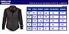 Camiseta Henley Masc JSilver Slim Manga Curta 100% Algodão - 5 cores - Imagem 10