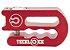 Trava de Disco Tecklock - Vermelha - Imagem 1