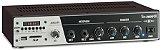 Amplificador Receiver Som Ambiente Frahm Slim 3000 USB FM - 200 Watts RMS - Imagem 1