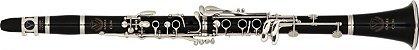Clarinete Eagle Classic CL04 Bb Chaves Niqueladas com Estojo - Imagem 2