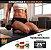 Kit Emagrecedor Termogênico Premium® Detox Life + Café Verde + Coco - Emagrece e dá Energia - 3 Potes c/ 180 Cápsulas 🔥 - Imagem 1