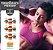 Kit Emagrecedor Termogênico Premium® Tratamento Completo de 3 Meses c/ 3 Detox + 3 Cafés Verdes + 3 Cocos - 9 Potes c/ 540 Cápsulas - Imagem 1