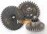 kit Engrenagens hi-speed SHS Ver.2/3 AEG Airsoft Caixa De Velocidades - Imagem 2