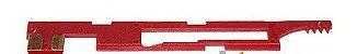 SHS SINAIRSOFT reforço placa Selector para Versão 3 AK Airsoft AEG Caixa de Velocidades NB0020 - Imagem 2