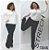 Calça Flare Social Executive - Power strech - Malha macia Plus Size - Imagem 3
