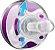 Chupeta BPA Free 6/18m Double Pack Azul Verde Philips Avent - Imagem 4
