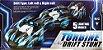 Carro RC Racing Drift Monster 4x4 Stunt 2.4 Azul - Imagem 4