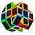 JieHui 3x3x3 Fisher Cilíndrico Redondo Carbon - Imagem 2