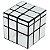 QiYi Mirror Block 3x3x3 Prateado - Imagem 4