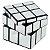 QiYi Mirror Block 3x3x3 Prateado - Imagem 1